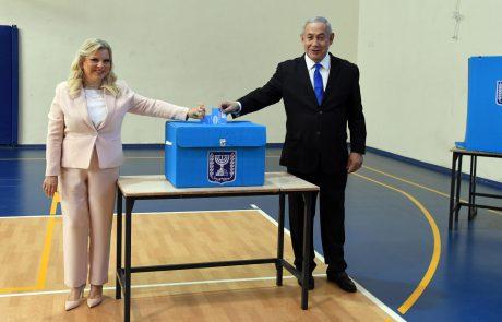 הימין יוצא להצביע! סיקור מצולם של הצבעות המתמודדים לכנסת