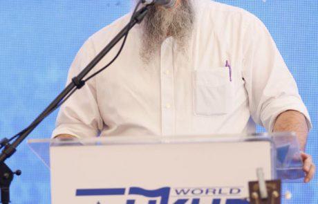"""יו""""ר הליכוד העולמי יעקב חגואל: """"אני גאה בכם שבאתם לכאן לגדל את ילדכם ונכדכם. זה הבית של העם היהודי"""""""